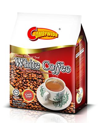White Coffee Cane Sugar