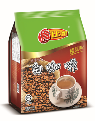 White Coffee Hazelnut