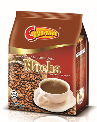 White Coffee Mocha